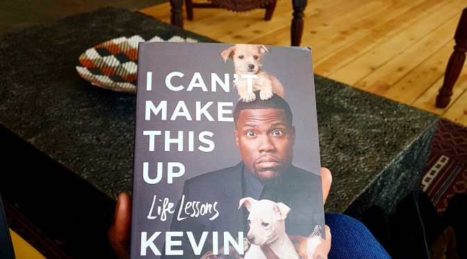 Kevin Hart's journey is not all jokes in 'I Can't Make This Up: Life Lessons'