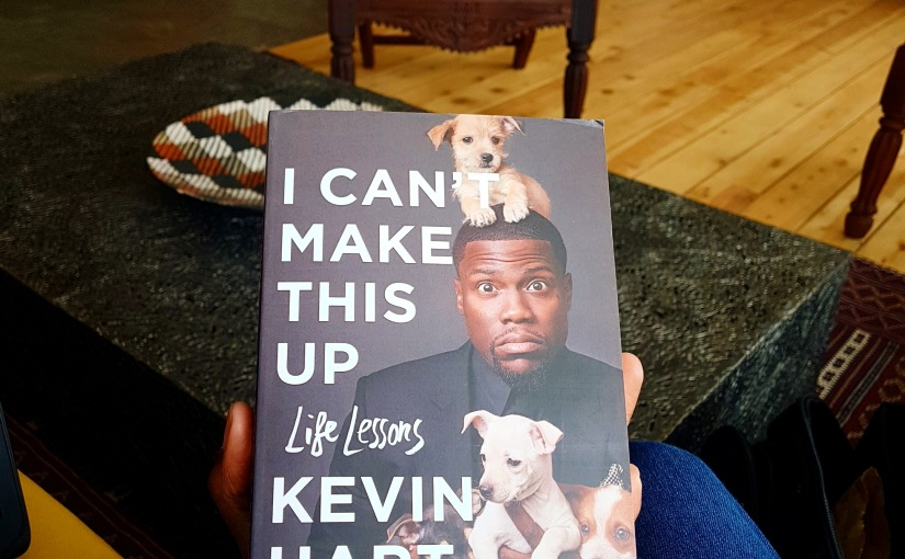 Kevin Hart's journey is not all jokes in 'I Can't Make This Up: LifeLessons'
