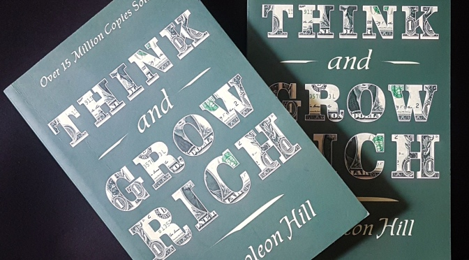 Get Your Copy of Think and Grow Rich by Napoleon Hill
