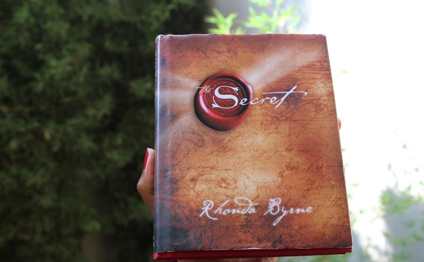Rhonda Byrne lets us in on a littleSecret.