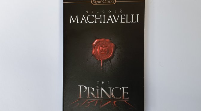 Finding The Way To Power With Niccolò Machiavelli in 'The Prince'