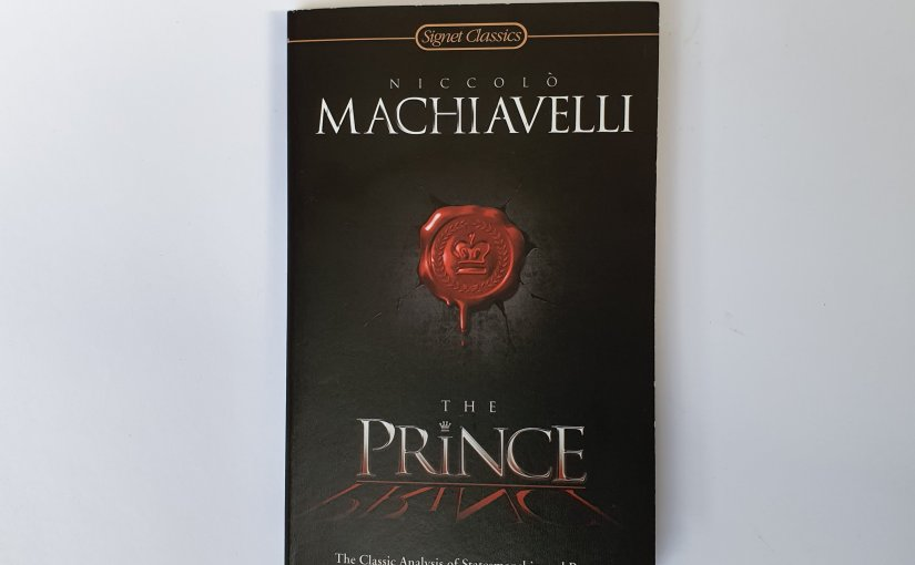 Finding The Way To Power With Niccolò Machiavelli in 'ThePrince'