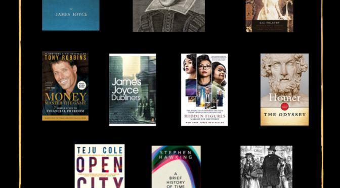 10 Books I Struggled To Finish