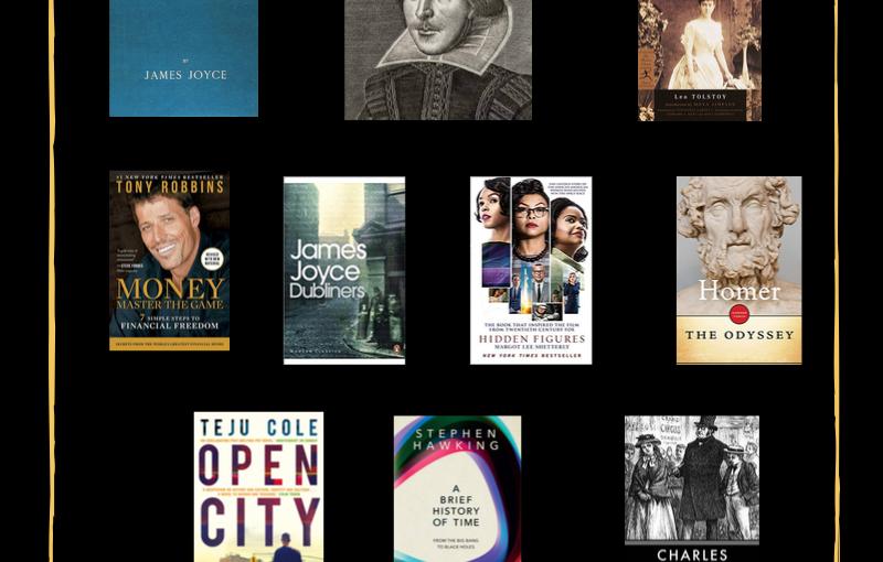 10 Books I Struggled ToFinish