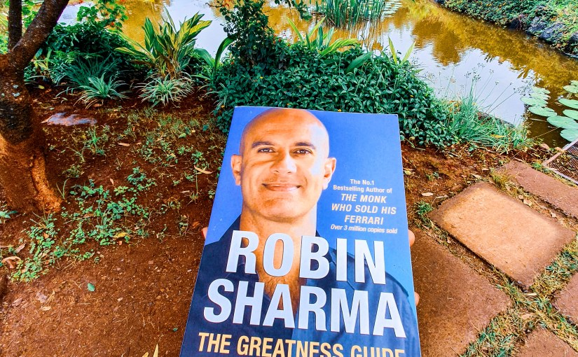 Our Favourite Quotes From 'The Greatness Guide' by Robin Sharma