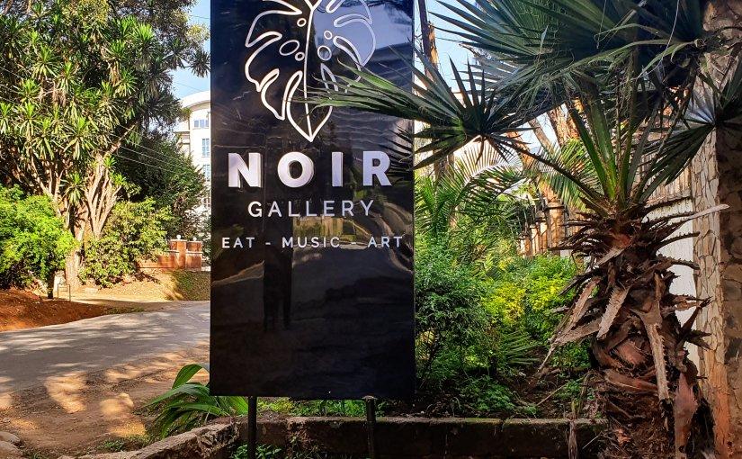 My Writing/Reading Spots: NoirGallery