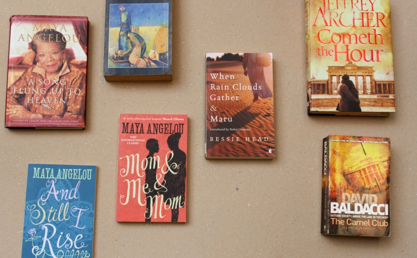 Which Books or Authors Get You Out of A ReadingFunk?